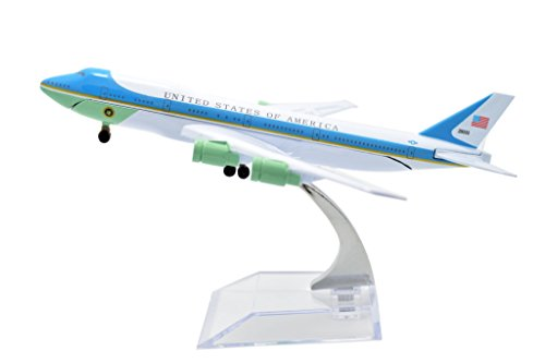 tang-dynastytm-1400-16cm-air-force-one-boeing-b747-metal-airplane-model-plane-toy-plane-model