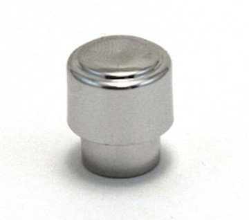 Telecaster guitar selector switch tip knob chrome fits fender brand new -