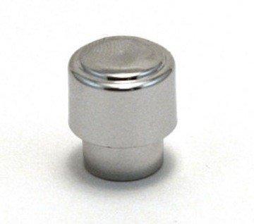 Telecaster guitar selector switch tip knob chrome fits fender brand new