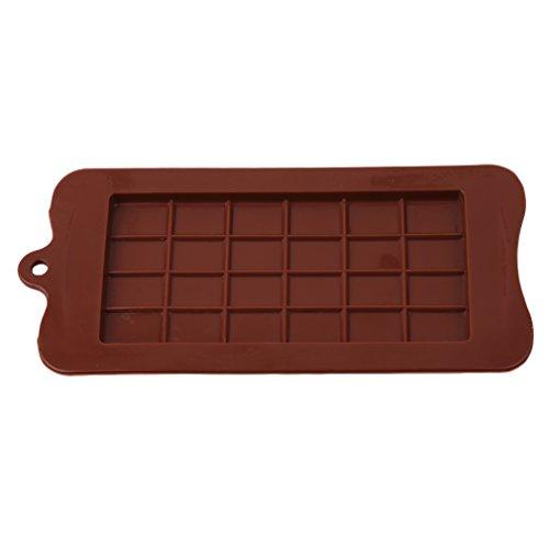 Yinew Schokolade Quadratische Form Series Silikon Ice Form Kochen Werkzeuge Cookie Cutter Ice Cream Pralinenform Ice Cream Cookie-cutter