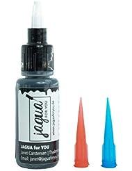 jagua Gel 10ml | Tatouage Temporaire comme Henna, seulement Bleu/noir | 2Semaine sur le haut.