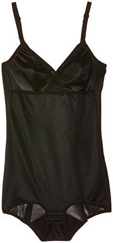 Shapewear Damen Fest Im Griff (Naturana Damen Moulded Corselette Formender Body, Schwarz, 90C (Herstellergröße: 40C))