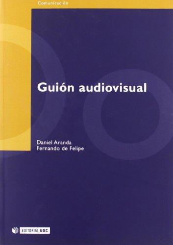 Guión audiovisual (Manuales)
