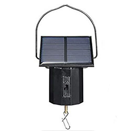 Zuhause Werkzeug,Janly Motor Solarbetriebener Wind-Spinner, der Metallgroßes Elektrowerkzeug hängt Zubehör - Wind-spinner-motoren