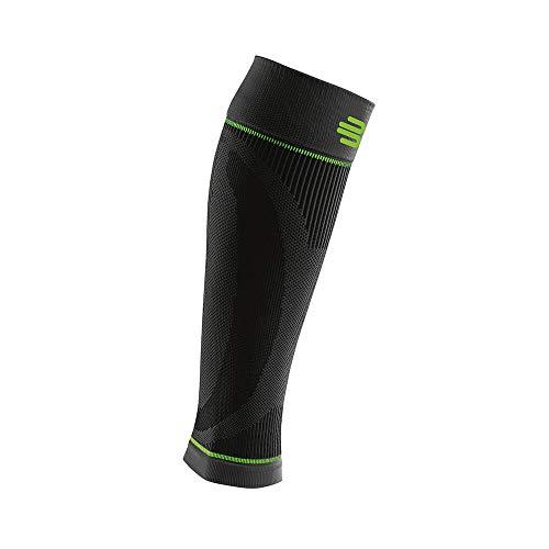 """Bauerfeind Kompressions-Wadenbandage \""""Sports Compression Sleeves Lower Leg\"""", 1 Paar Sleeves für die Waden, Unisex, Beinstulpen für Ball- & Ausdauersportarten"""