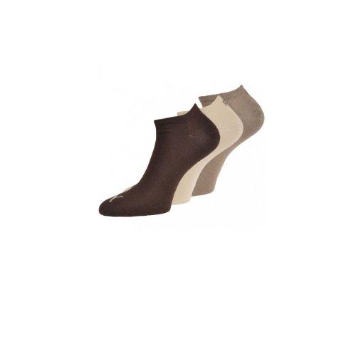 Puma Invisible Sneaker chocolat