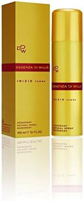 Essenza Di Wills Inizio Femme Deodorant for Women, 150ml