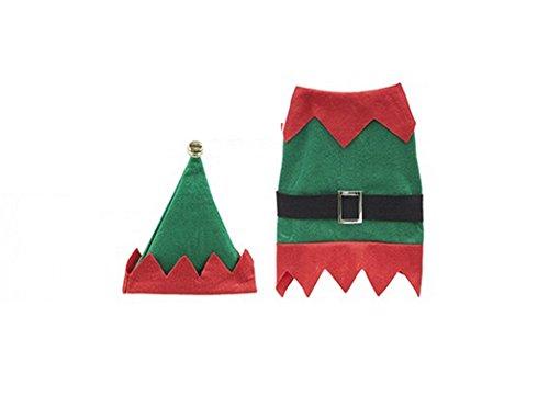 Kostüm Pet Elf - Duke & Co Pet Elf Kostüm, Mittel