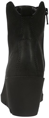 ECCO Bella Wedge, Stivaletti Donna Nero (BLACK2001)