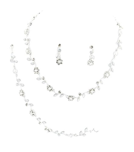 Best Seller Wedding Bridal Jewellery Set Necklace