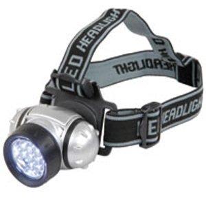 12 LED phare phares torche pour la pêche, mécanicien, d'inspection, de travail et plus