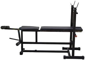 Bodyfit Weight Lifting 4 In 1 Leg Curl Multi Purpose Exerciser Bench