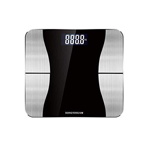una scala può misurare accuratamente la percentuale di grasso corporeo