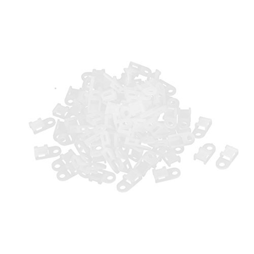 Deal Mux fil Buddle Selle Type de vis serre-câbles Support Base 100Pcs Lave-vaisselle