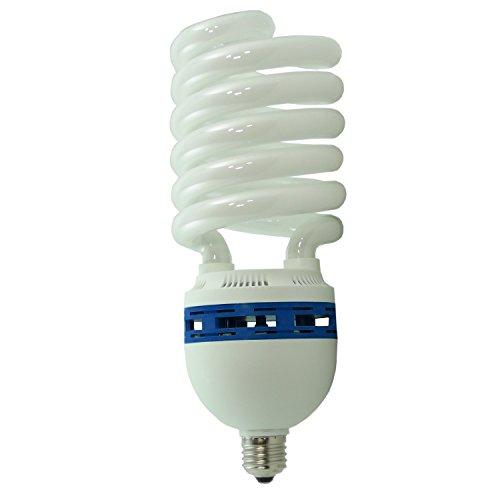 DynaSun Fotolampe, SYD 85, 5400K Tageslichtlampe Studioleuchte, 400W weiß Studio Monolight Flash