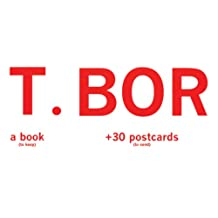 T.BOR A Book (To Keep) +30 Postcards (To Send)