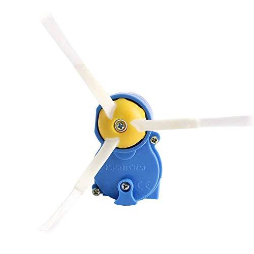 LICHIFIT Verbessertes Seitenbürstenmodul für Irobot Roomba 5 6 7 8 9 Roboter-Vakuum 500 600 530 560 620 650 655 760 770