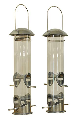 2-x-Gardman-Heavy-Duty-Seed-Feeder