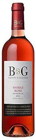 Barton & Guestier Reserve Shiraz Rosé trocken (6 x 0.75 l)