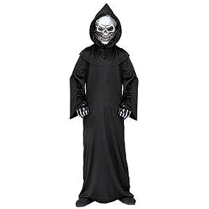 WIDMANN 55506 - Disfraz de demonio para niño (5 años) (talla 128)
