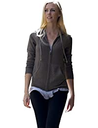 3b27791804ac Amazon.fr   Marron - Sweats   Pulls