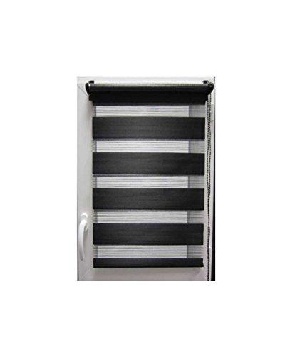 iMazot, Discount et Design Store Enrouleur Lumière/Nuit Noir 150x180 Cm