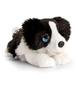 Keel Toys SD2523 - Peluche de Peluche, Color Negro y Blanco