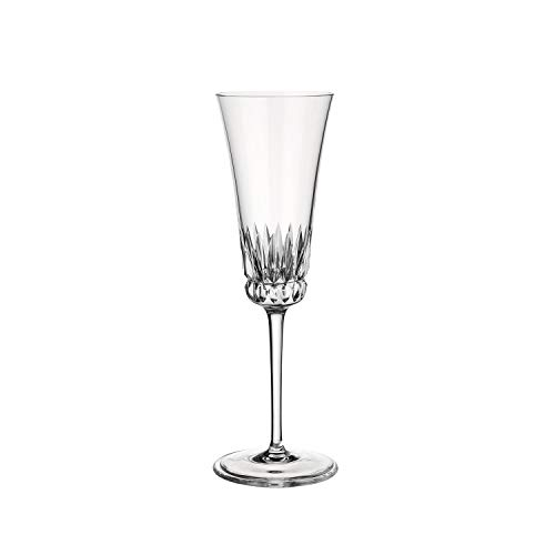 Villeroy & Boch Grand Royal Flûte à champagne, 230 ml, Cristal, Transparent