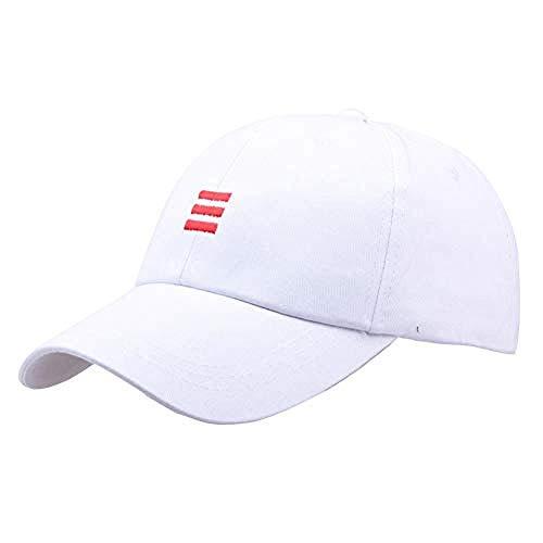 DWcamellia Hut Unisex-Hut-weiblicher Hip Hop-justierbarer Baseball BatCap-Baumwollmaterial-Hut-Männer im Freien , B