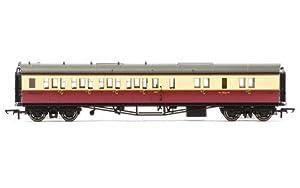 Hornby R4686A BR Collett Coach Corridor Brake 3rd LH