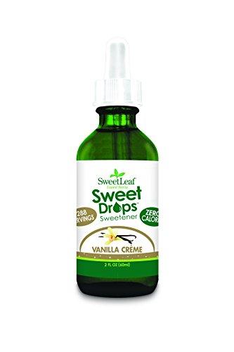 Sweet Drops (Vanillecreme) 60ml