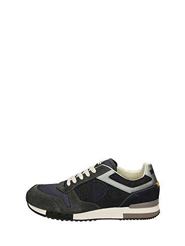 Blauer 6FRUNORI Sneakers Bassa Uomo Grigio 43