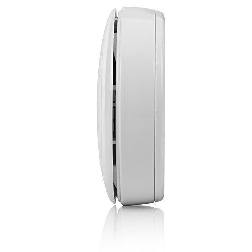 Smartwares 10-Jahres-VDS-Rauchmelder mit Lithium Batterie, weiß, RM218 - 3