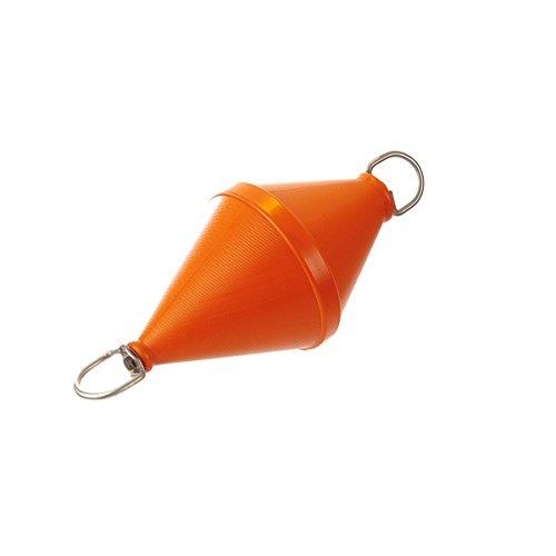 CAN SB Mooringboje | Anlegeboje | Verankerungsboje, Farbe:orange;Größe:55 Liter