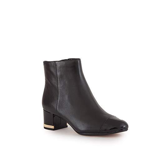 Michael Kors F6692 Tronchetto Donna Black Marcie Shoe Boot Woman [39] - Kors Boots Michael