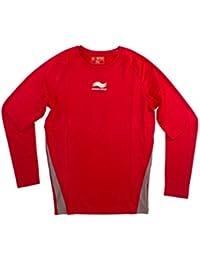 Tshirt Baselayer ML - Rouge