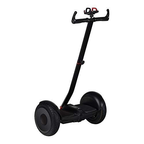 Ecogyro Gway Plus Scooter Eléctrico, Negro, Única