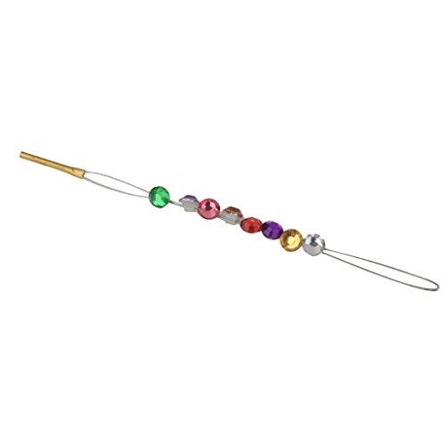8pcs Tiara de Pelo Accesorio de Cabellos Bling Cristalino Diamante de Imitación para Fiesta Boda