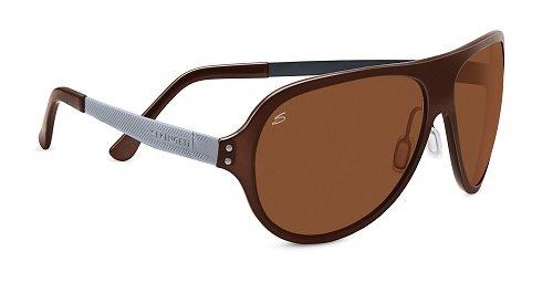 Serengeti alice occhiali da sole, lente: polar phd drivers, marrone