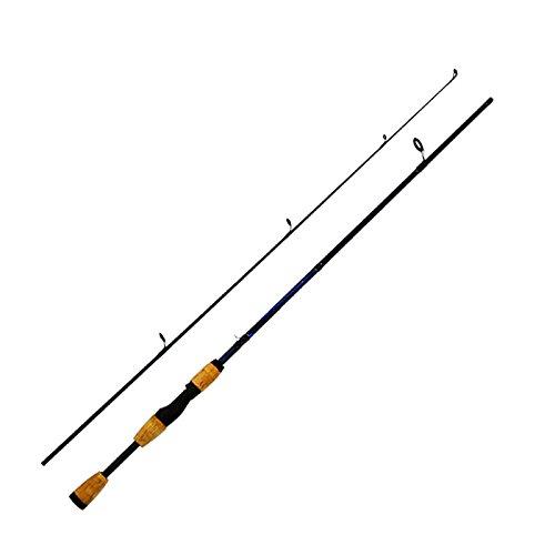 Casting rod 1,8 m Spinning Jigging Angeln Süßwasser nicht-carbon Angelrute für Meeresfischen , 1.8m straight shank (Jigging Casting Rod)