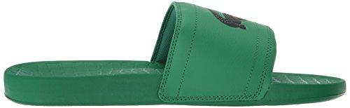 Lacoste Men's Fraisier Green/Black 118 1 Us Slide Sandal -8 D (M) US