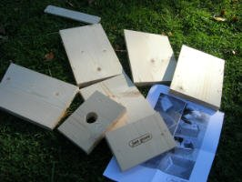 Diy Bird Box Kit