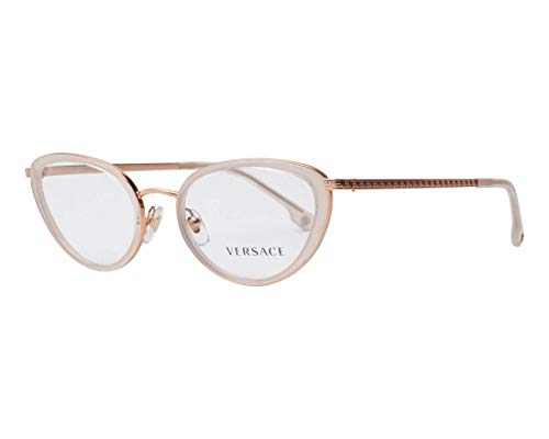 Ray-Ban Damen 0VE1258 Brillengestelle, (Sand/Pink Gold), 52