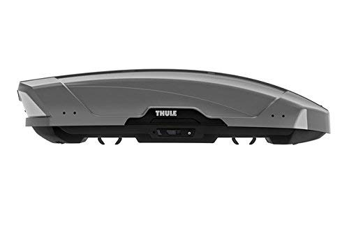 Thule Motion XT Größe M Dachbox (629200), 400 Liter, titan glänzend