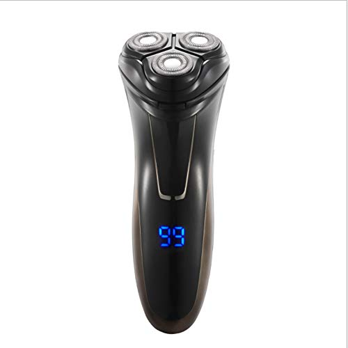 JYL Smart Electric Razor Men es Razor Wet and Dry Rechargeable Cordless Mens Rotary Shavers Body Wash Razor - Razor Body Electric