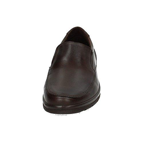PITILLOS 4650Mocassins Homme Chaussures Mocassin Marron