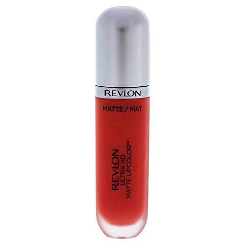 Revlon Ultra HD Matte Lip Color HD Flirtation 620, 1er Pack (1 x 6 g) - Revlon Vitamine