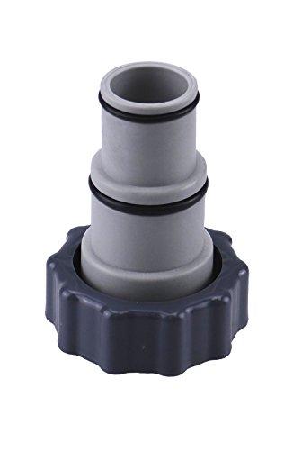 Adapter A für Intex Pool zum Verschrauben, Anschluss für 32 und 38 mm Schlauch