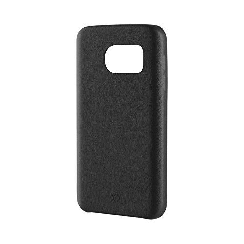 Xqisit iPlate glossy Coque pour Lumia 640–Transparent Gris