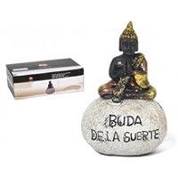 Gerimport Piedra Buda DE LA Suerte 7 CM - Resina